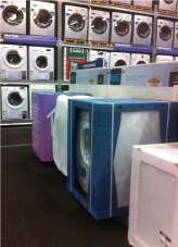 White goods protective packaging